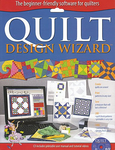 quilt design wizard software - 4