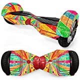 Anboo Creative Protective Vinyl Skin Decal For 8'' Models Self Balancing Scooter Hoverboard 2 Wheels (I)