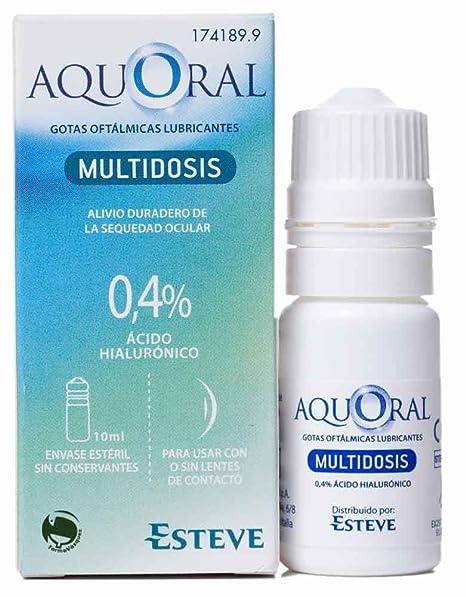 AQUORAL Gotas Humectantes Multidosis 10ML