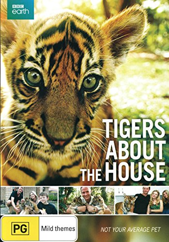 Tigers Documentary NON USA Format Region product image