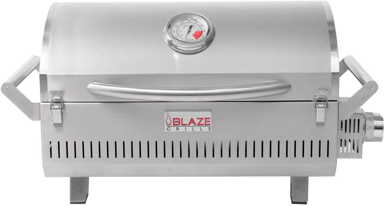 Blaze Professional Portable Propane Gas Grill – Blz-1pro-prt-lp
