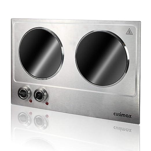 cusimax cmip-c180 1800 W por infrarrojos Hierva, quemador de ...