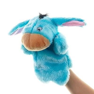 BUDIUK Marioneta Marioneta de Mano Juguetes de Peluche Animal Lindo Pequeño Buttercup Story Juguete Muñeca Blanda Juguetes for niños Juguete for niños: Hogar