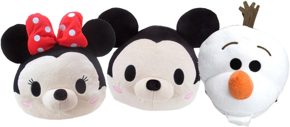 Disney - Peluche Grande Tsum Tsum, Modelos surtidos, 1 pieza