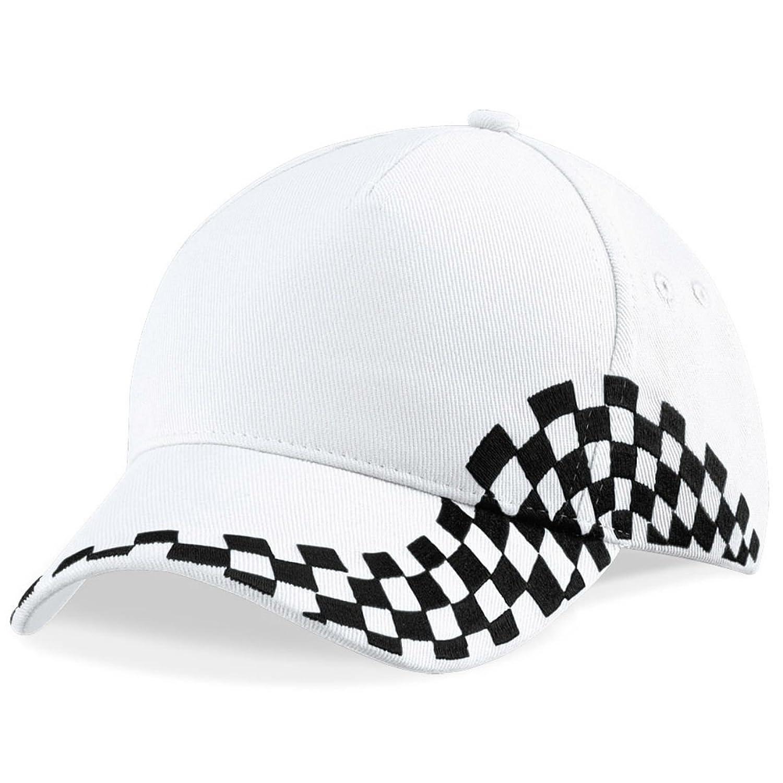 Beechfield - Gorra Visera Unisex deportiva Modelo Grand Prix -  Verano Piscina - 100 b2c6df9f5b1