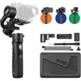 Zhiyun Crane-M2 [Official] Handheld 3-Axis Gimbal Stabilizer for Mirrorless Camera, Gopro, Smartphone