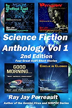Science Fiction Anthology: Vol1