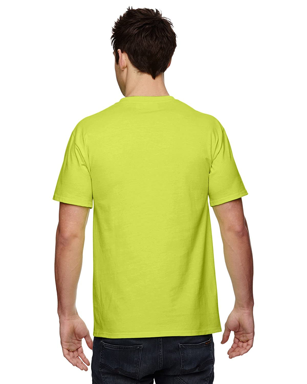 Fruit of the Loom Mens 4-Pack of Pocket T-Shirts
