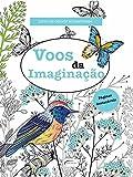 capa de Voos da Imaginação - Livro de Colorir Antiestresse