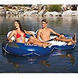 "Intex 58837EP River Run II Sport Lounge, Inflatable Water Float, 951/2"" x 62"""