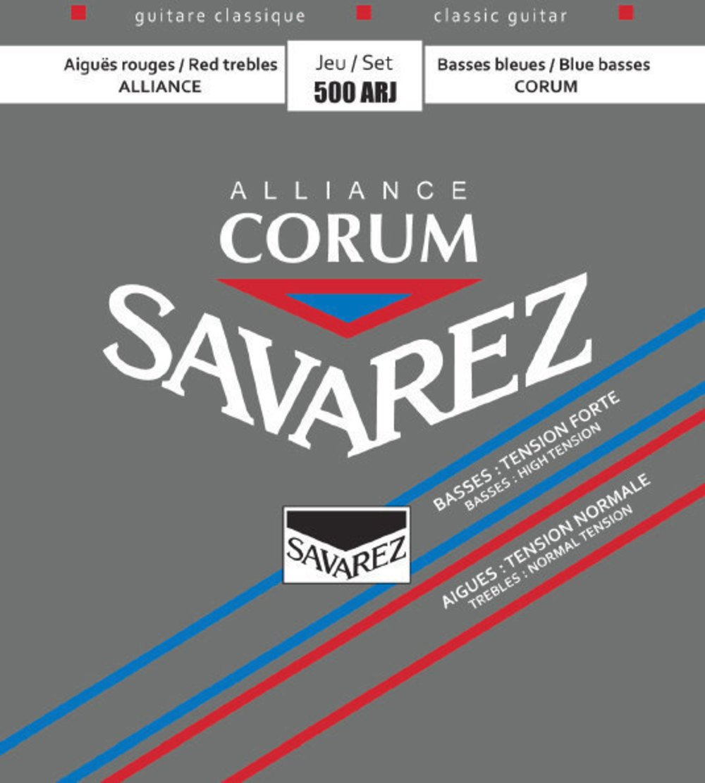 Cuerdas para Guitarra 500AJ Savarez 656057