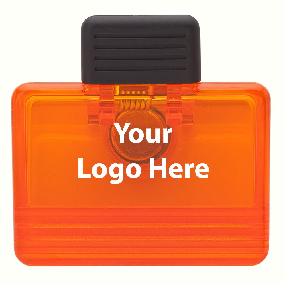 Rectangle Memo Holder Magnet - 400 Quantity - $1.40 Each - PROMOTIONAL PRODUCT / BULK / BRANDED with YOUR LOGO / CUSTOMIZED