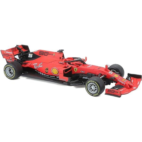Sebastian bruja Ferrari sf71h nº 5 formula 1 2018 1:43 Bburago