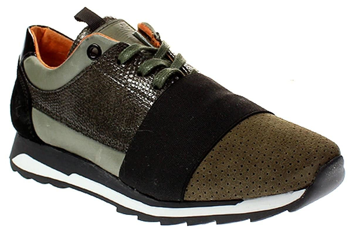 Post Xchange Carly 75 - Damen Schuhe Turnschuhe - 7200-Grün