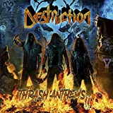 61OzZuPYQVL. SL160  - Destruction - Thrash Anthems II (Album Review)