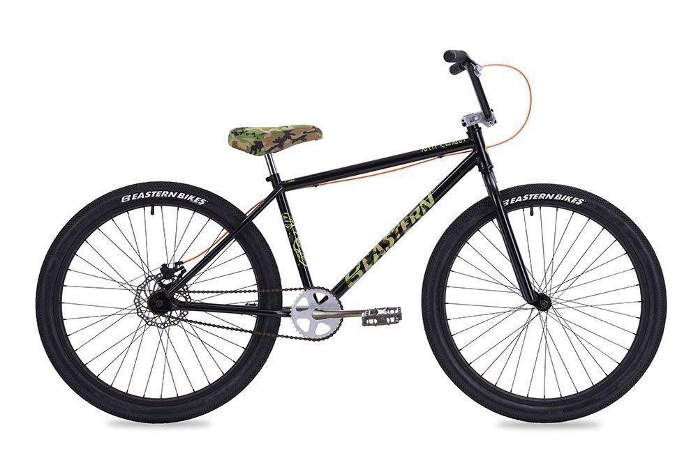 Eastern Growler 29インチバイク2017自転車ブラックカモ B079CNTY5D