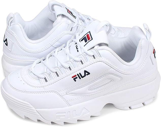 Fila Disruptor 2 FS1HTB1071X WWT pour Femme Blanc Blanc