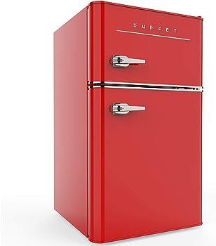 KUPPET Mini Refrigerator