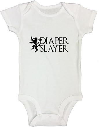 Kids Game of Thrones Onesie for Newborn Child Poop is Coming Funny Threadz/®
