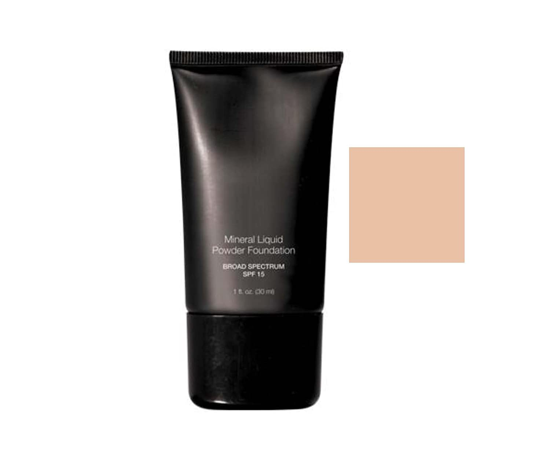 Beauty Deals Mineral Liquid Powder Foundation Broad Spectrum SPF 15 (Porcelain)