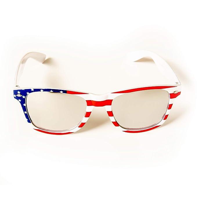 Amazon.com: clásico Retro Wayfarer no anteojos de sol ...
