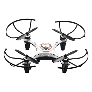 redreamsky Mini 2.4G 4CH UAV RC Quadcopter RC Drone UFO ...