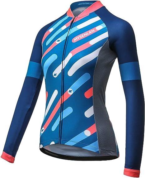 Maglietta in jersey da donna per ciclismo manica corta ad asciugatura rapida abbigliamento per ciclismo estiva