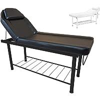 Polironeshop APOLLO lettino in acciaio per massaggi centro estetico tattoo