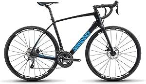 Diamondback 2019 Century 4 Carbon Road Bike Matte Black (60 cm)
