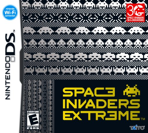 Space Invaders Extreme - Nintendo DS