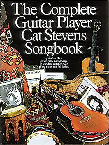 Amazon.com: The Complete Guitar Player - Cat Stevens Songbook ...