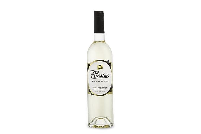 Vino Blanco BLANC DE BLANCS 7 BÚHOS - 750 ml