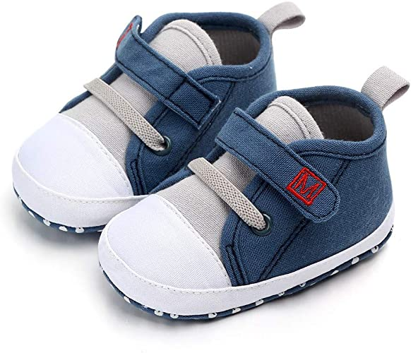 first shoes boy