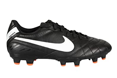 Iv Homme Tiempo 18 Noir Natural 454318 Fg Football Chaussures Nike oxWrdeCB