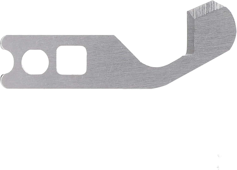 Cuchillo superior para modelos Janome/VIKING SINGER 14N654, accesorios de remalladora de máquina Overlock para el hogar 788127007