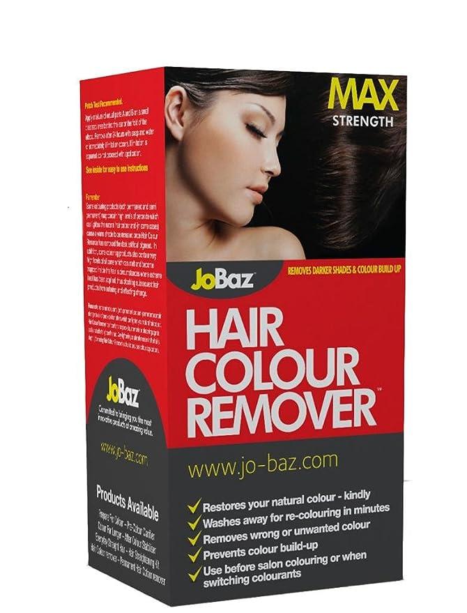 Jobaz Hair Colour Remover Extra Strength Removes Darker Shades