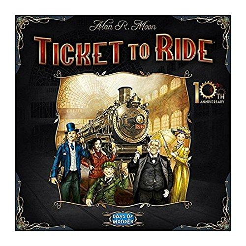 10th anniversary ticket to ride - 1