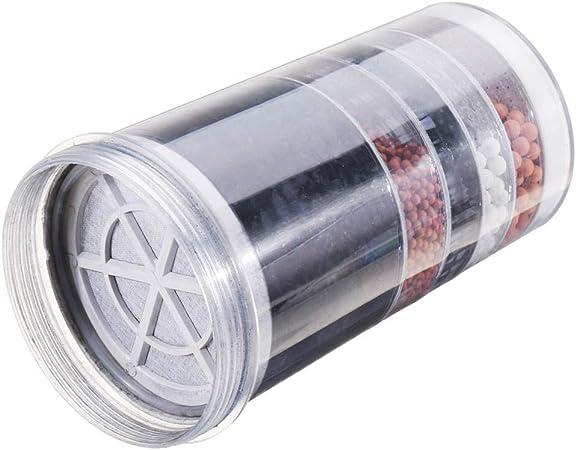 GHJF Dispensador de Agua Mineral de carbón Activado de cerámica Superior purificador de Agua Cartucho de Filtro de Repuesto Accesorios de Grifo de Cocina: Amazon.es: Hogar