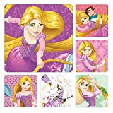 DISNEY'S TANGLED STICKERS (100 per roll)
