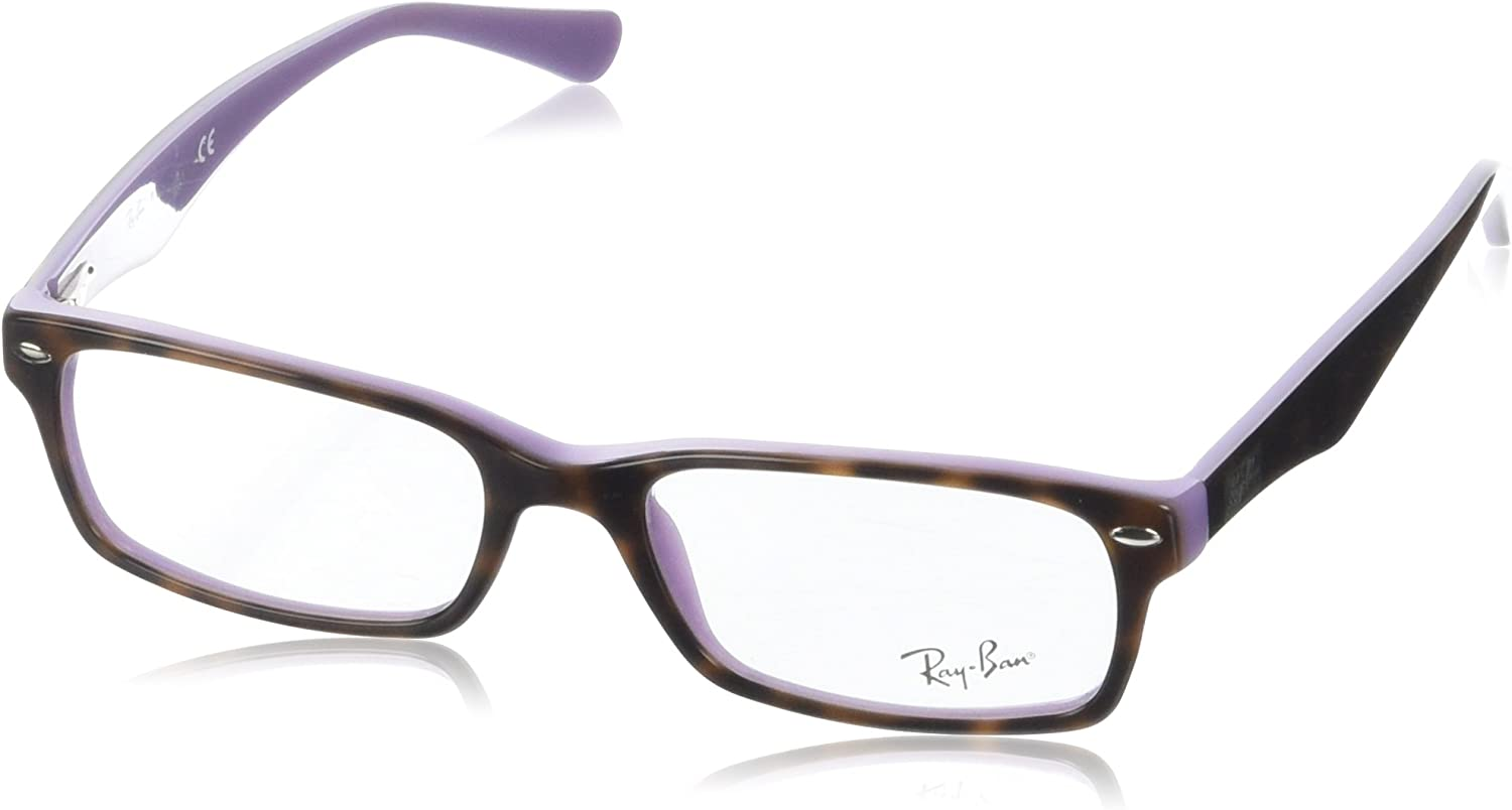 Ray-Ban RX5206 Rectangular...