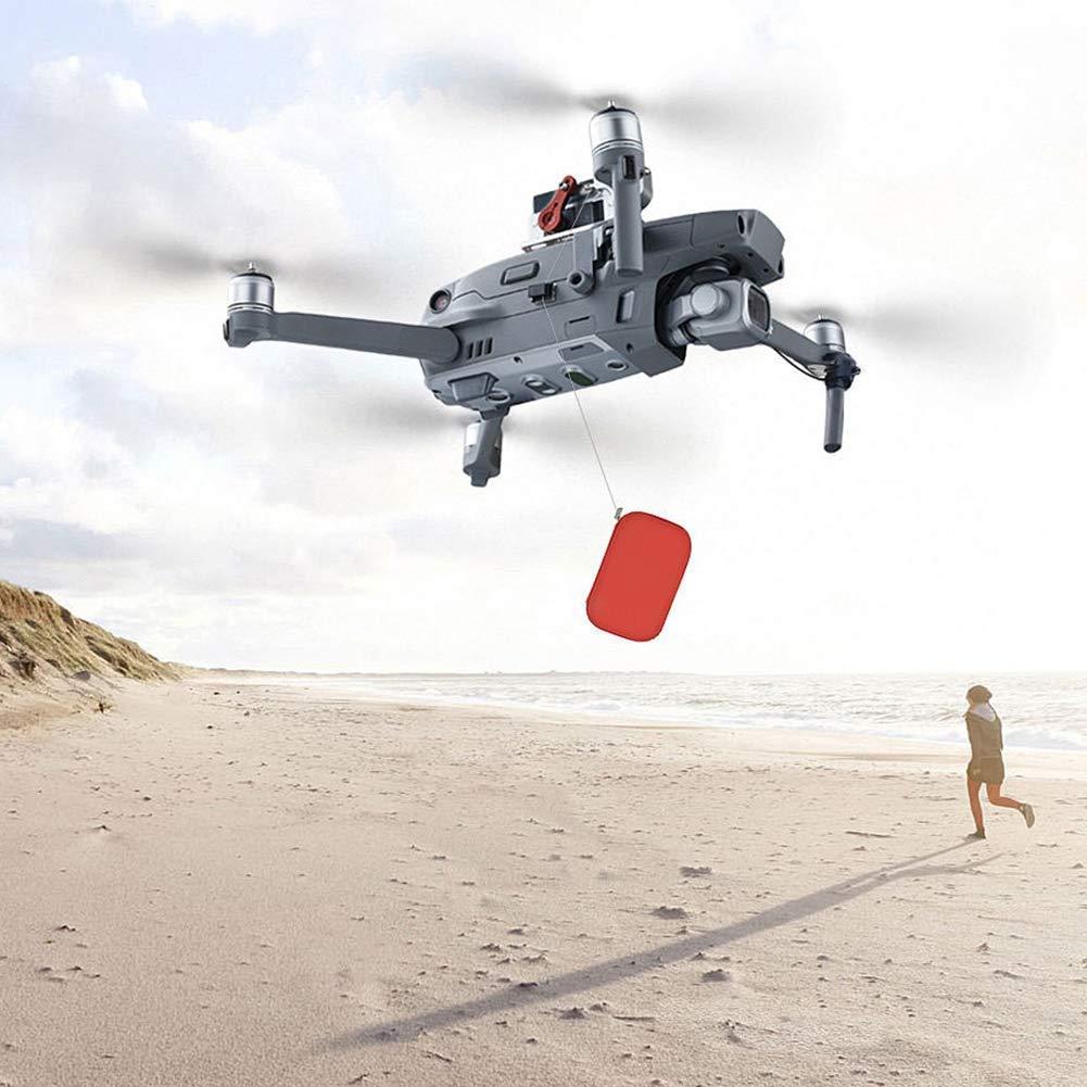 Dron Clip Gota Transporte Ayudas RC Juguete Aire Lanzador ...