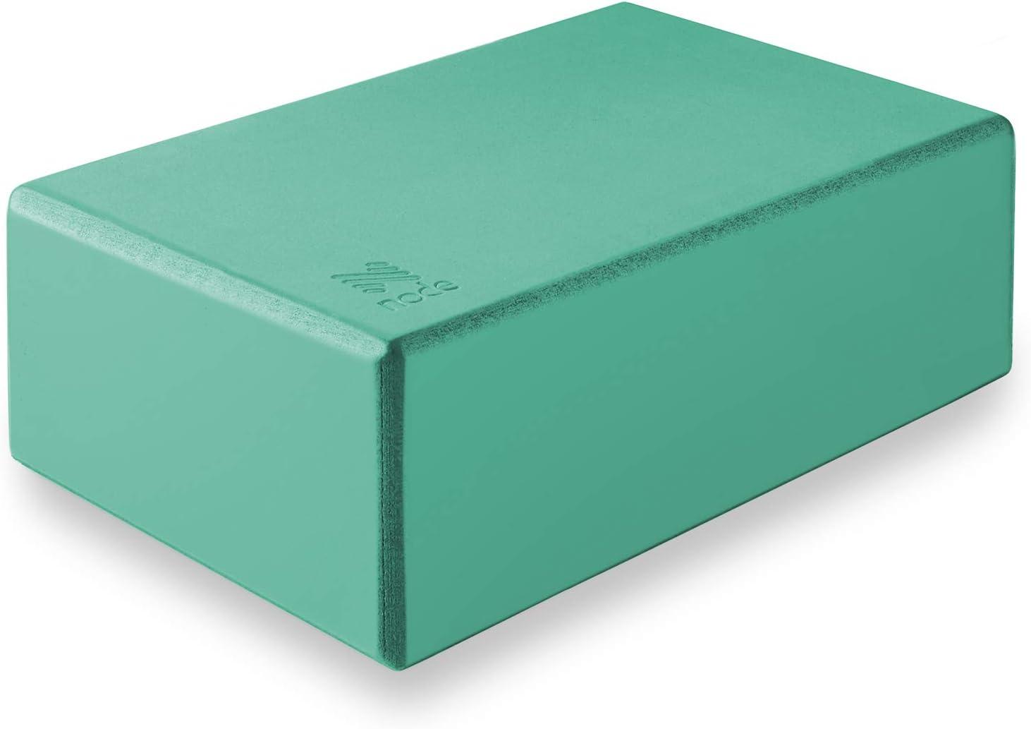Set of 2 Node Fitness Premium Yoga Block 3 Inch Thick EVA Foam Brick