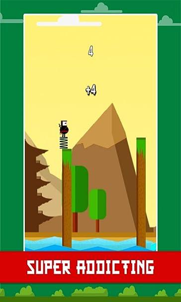 Spring Hero Ninja Jumper