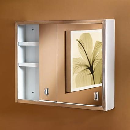 Charmant Broan NuTone B704850 Contempora Sliding Door Surface Mount Medicine Cabinet