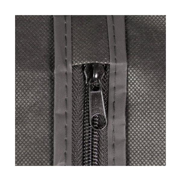 Hangerworld- Borsa Porta abiti da viaggio 112 cm con manici – TravelKit 044cccb5934