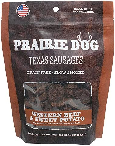 PRAIRIE DOG PET PRODUCTS Smokehouse Bites