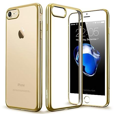 coque chrome iphone 7