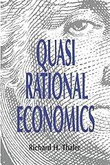 Quasirational Economics Paperback