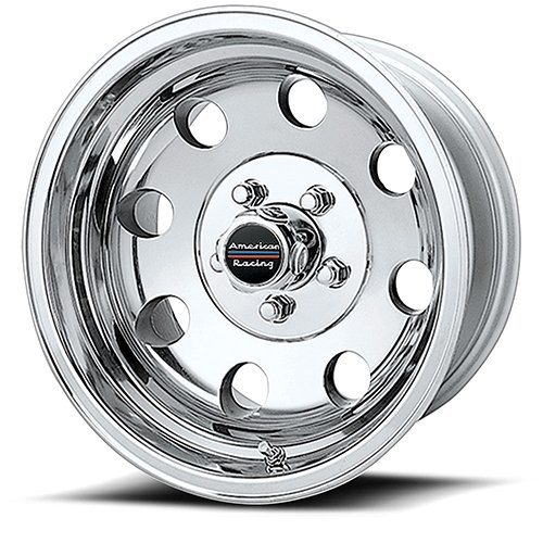 American Racing Ar172 Baja Polished 15x8 5x120.7 -19et ()