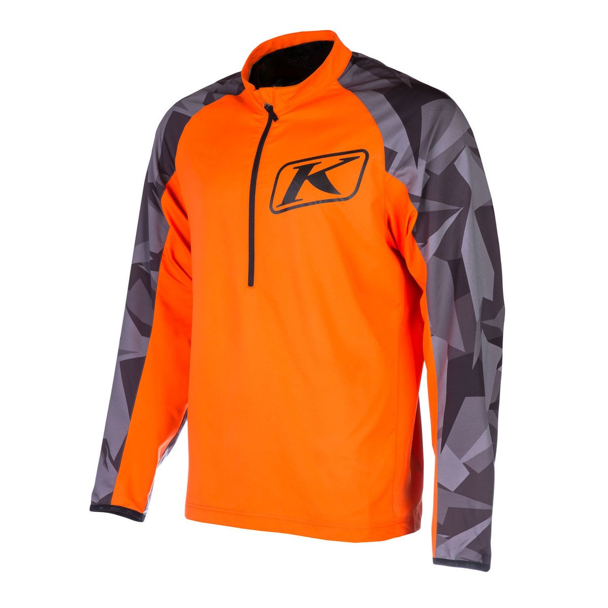 Klim Revolt Pullover - Orange / X-Large